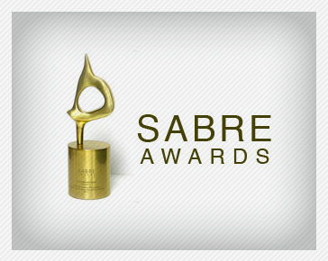 FAKTOR 3 wins twice at internationalen Sabre Awards