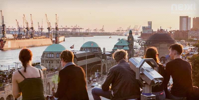 Start-Up Hotspot Hamburg - Slideshow