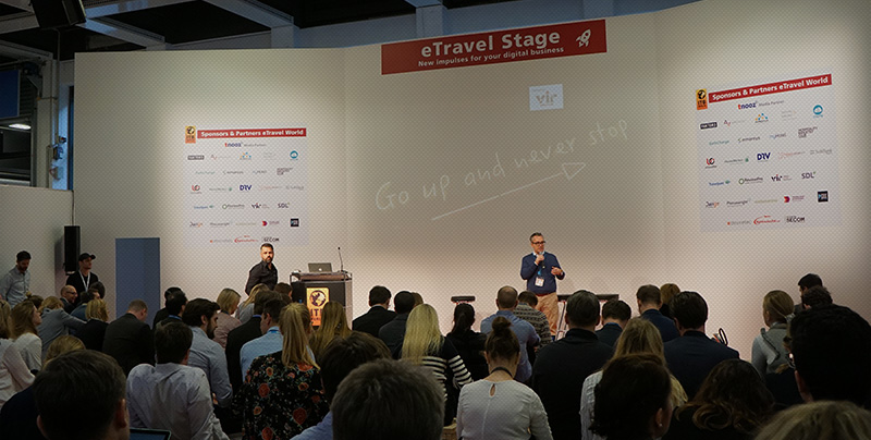 Destination Digital: Die ITB eTravel World