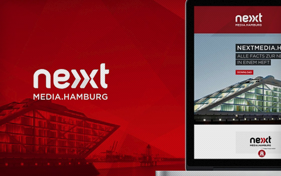 nextMedia.  Hamburg Launch