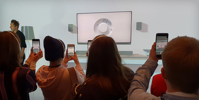 Samsung New York Launch 2018 Slideshow